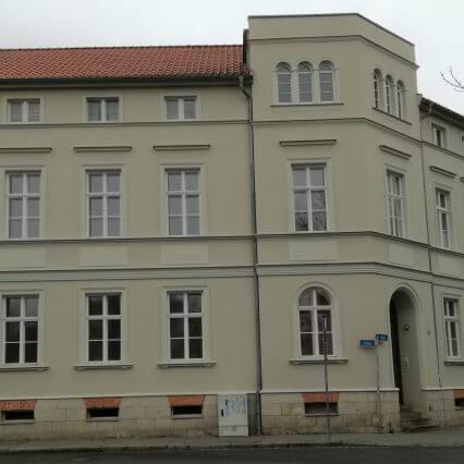 Hausverwaltung in Ballenstedt mit Gewerbe