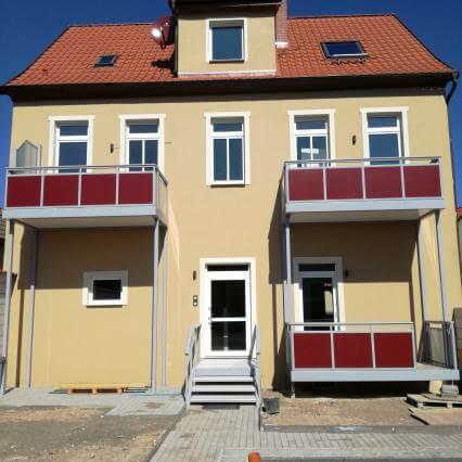 Mietverwaltung Ballenstedt mit Garagen