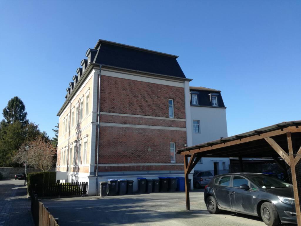 Mehrfamilienhaus Ballenstedt Carportanlage