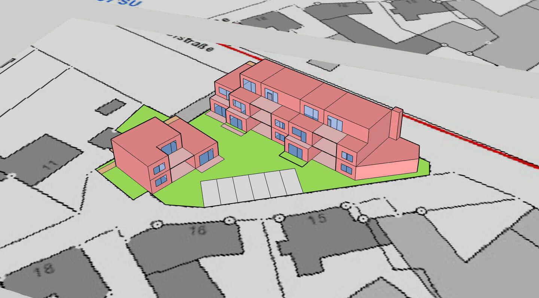 Projektentwicklung Wohnen 3D